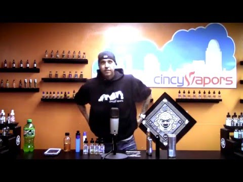 Ground Zero Juice - Reviewed by Cincy Vapors - Ground Zero Vaping