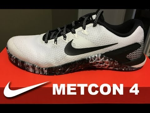 d35aad49fd134c NIKE Metcon 4 UNBOXING + REVIEW and ON-FEET