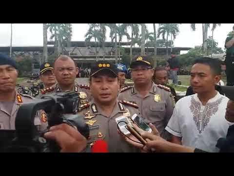 Kata kapolresta depok soal ketegangan di Perum Billabong Bojonggede Bogor