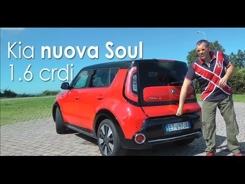 kia soul il test drive di youtube
