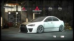 Nfs the Run - All Cars including all DLC + Bugatti SS custom kits