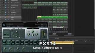 Logic Pro X basic trap beat tutorial