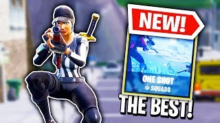 *NEW* FORTNITE ONE SHOT LTM IS THE BEST MODE EVER! - Fortnite One Shot LTM Moments!
