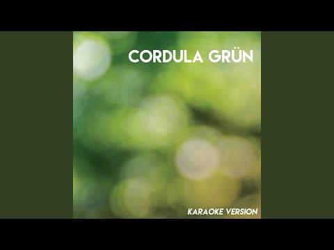 cordola grün chords