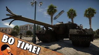 War Thunder - T95 Dancing With The Doom Turtles