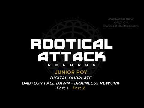 Digital Dubplate #8 Babylon fall dawn - Brainless meets Junior Roy
