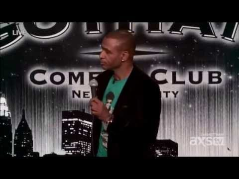 Download Tommy Davidson - Stand Up Comedy - Live Gotham Comedy Club