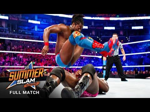 FULL MATCH - Kofi Kingston & R-Truth vs. Prime Time Players - WWE Tag Titles Match: SummerSlam 2012