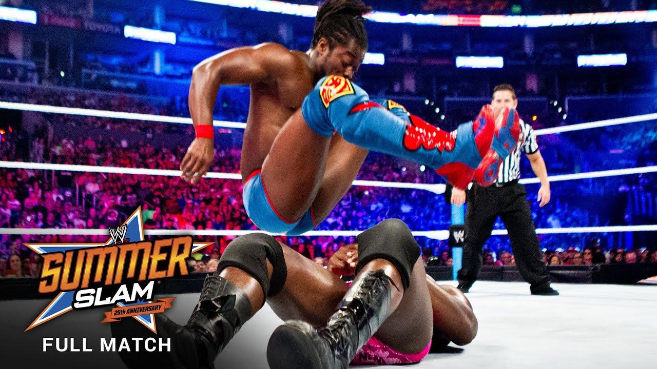 Download FULL MATCH - Kofi Kingston & R-Truth vs. Prime Time Players - WWE Tag Titles Match: SummerSlam 2012