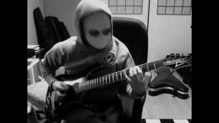 All That Remains - Asking Too Much D Tuning cover by Tommy