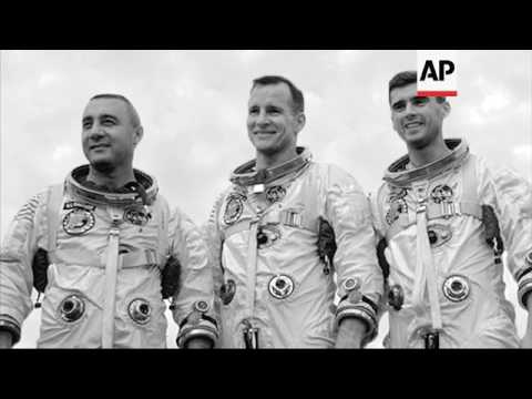 NASA Pays Tribute to Fallen Astronauts