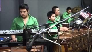Marimba Sonora Azul-selebrando dia del padre