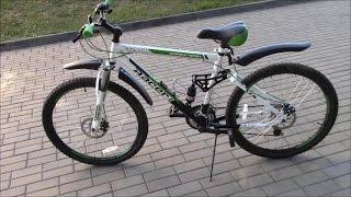 Велосипед RACER HACKER SPORT 2 0(Краткий обзор велосипеда RACER HACKER SPORT 2.0., 2015-08-18T18:49:44.000Z)