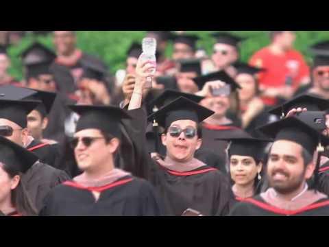 2016 Cornell Commencement (1/2)