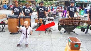 Gambar cover PERTEMUAN Rhoma Irama - Anak Kecil Lucu Joget, Imut Banget - Angklung Malioboro CAREHAL Koplo