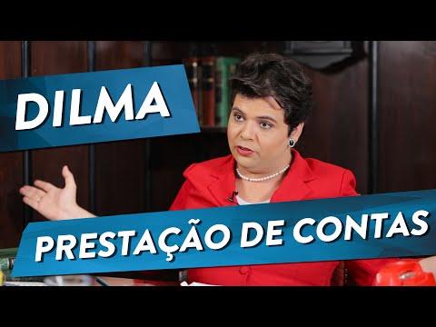 DILMA - PRESTAÇÃO DE CONTAS