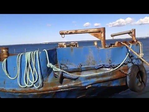 barka port Tallinn Reval