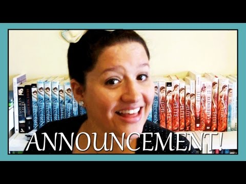 Kiera Cass Announces More Books in The Selection Series!