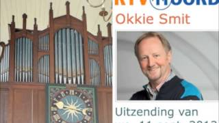 Radiofragment 3: orgelrestauratie in Tinallinge op RTV Noord