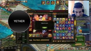 Legend Online 80 lvl  4.2 m Çar Tanıtım ve Fashion Birleştirme