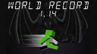 Minecraft Speedrun World Record 1.14