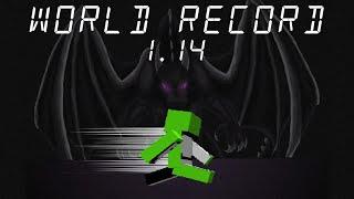 Download Minecraft Speedrun World Record 1.14