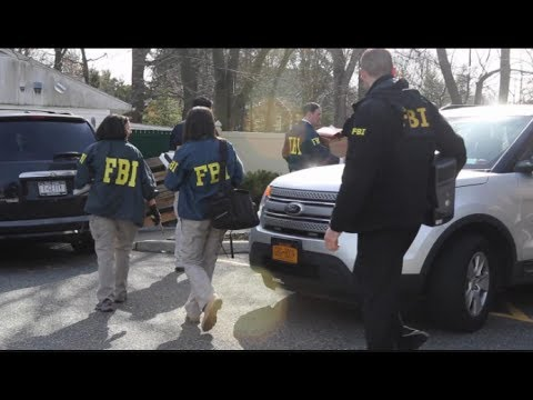 FBI AND POLICE RAID ON DEMOCRAT SENATOR'S HOME AND OFFICE!