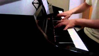 ผิดเพราะรัก -- กิ่ง เดอะสตาร์ (piano cover)