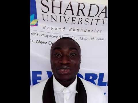 Jacky Pascal EDi PDG de Campus Inde parle du salon de l'orientation organisé à Abidjan