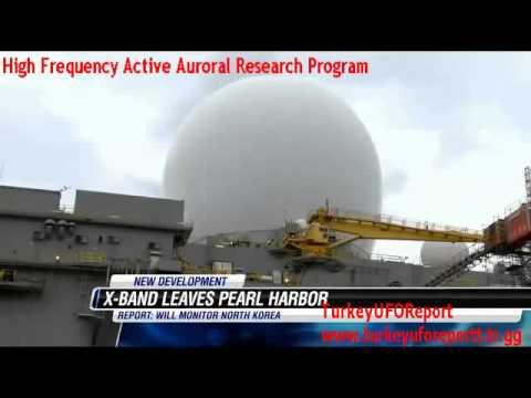 HAARP-High Frequency Active Auroral Research Program-Radar Platform