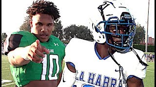 🔥🔥 This Game Was INTENSE !! Upland (CA) vs La Habra (CA) | CIFSS | Action Packed Highlight Mix
