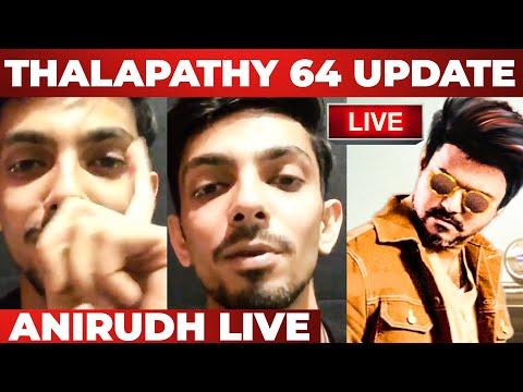 Thalapathy 64 Intro Song Update - Anirudh Opens Up | Thalapathy Vijay | Lokesh Kanagaraj