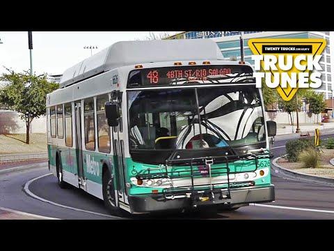 Kids Truck Video - Bus
