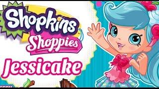 Играем в КУКЛЫ Shoppies Dolls ШОПКИНС Джесси Кейк Shopkins Toys Новинка Куклы Игрушки Шопкинс