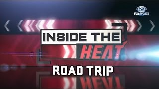 February 03, 2014 - Sunsports (1of2) - Inside the Heat: Road Trip (2014 Heat Documentary)