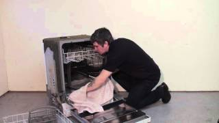 How To Replace The Lower Door Seal On A Dishwasher