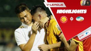 Highlights | Viettel - Thanh Hóa | Cơ hội trụ hạng ngày một mong manh | VPF Media