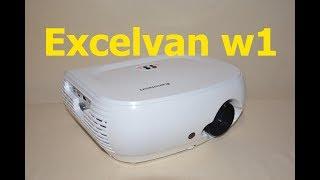 Excelvan W1 Проектор Projector