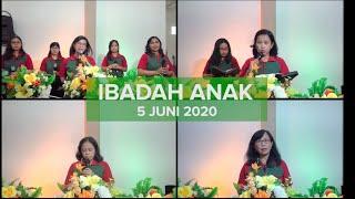 Ibadah Pembukaan Pekan Anak dan Remaja | GKJW Jemaat Tulangbawang - 5 Juli 2020