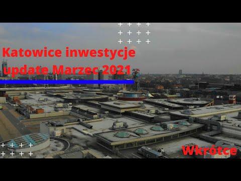 Katowice inwestycje update