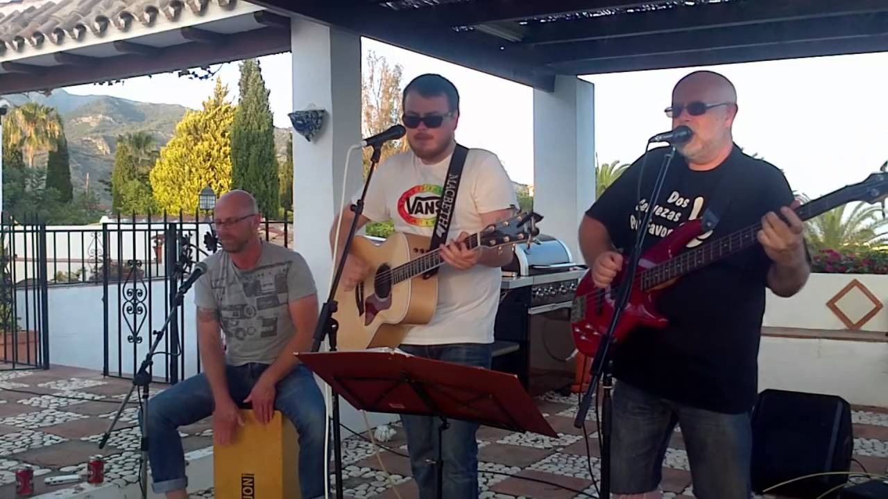 End Of The Line Traveling Wilburys Cover The Box Drum Band Youtube