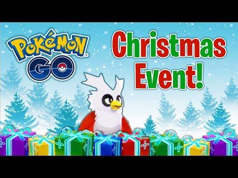 pokemon go christmas event predictions mew celebi delibird coming to pokemon go