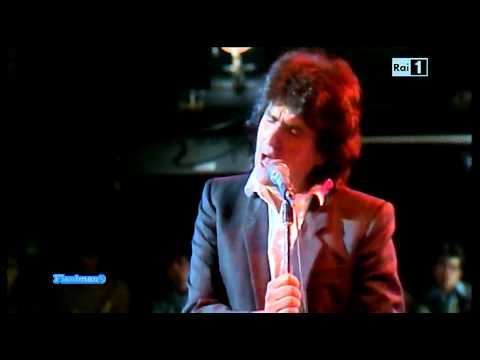 ♫ Toto Cutugno ♪ La Mia Musica (TV Show 1981) ♫ Video & Audio Restored HD