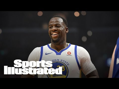 Draymond Green On Rockets Matchup, Overcoming Complacency & Role On Warriors | Sports Illustrated