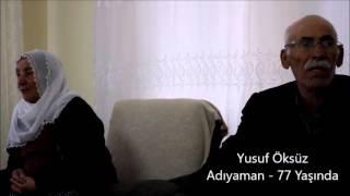 Adıyaman   Yusuf Öksüz   77   Evlilikler Üzerine