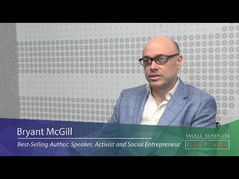 Bryant McGill - Sit Down Interview