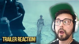 STAR WARS RISE OF SKYWALKER FINAL TRAILER REACTION