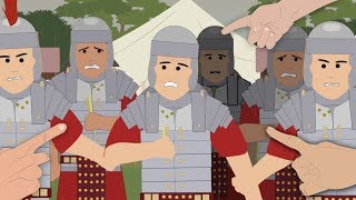 Why YOU Wouldn't want to be the 10th Roman soldier!