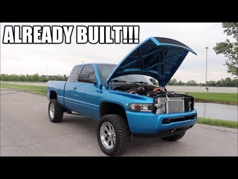 WHY ON EARTH DID I BUY THIS TWIN TURBO CUMMINS!?!?
