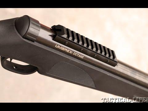 Mas potente y peligroso rifle de aire Umarex Octane